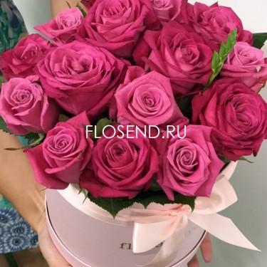 Цветы в коробке № 224